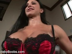 Kinky Housewife With Large Milk sacks