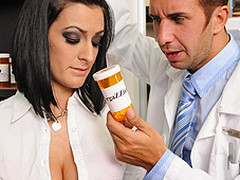 `Presley is a very busy doctor with no time for a personal life. That Playgirl has been secretly writing herself prescriptions for a fresh kind of `raunchy enhancer`. Keiran, the pharmacist, catches on to Presley's little plan and confronts her. That Playgirl tells him about the pills and what they can do so they one as well as the other take some have a very intense sexual experience.`