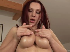Milf Nathli with wet boobs and wet love tunnel